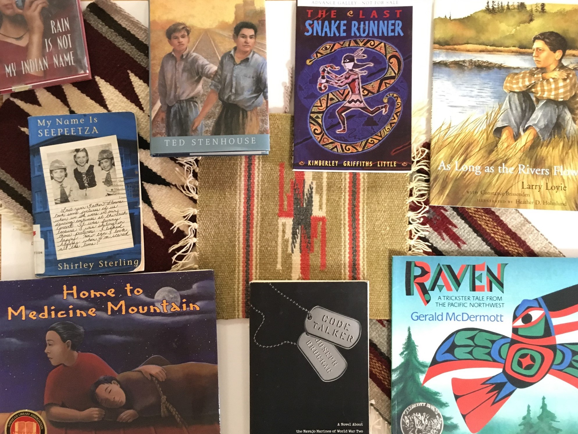 Learning Native American Culture Through Children's Literature – Relocation