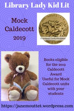 Library Lady Kid Lit Mock Caldecott 2019