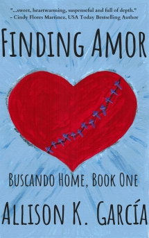 Finding Amor Cover
