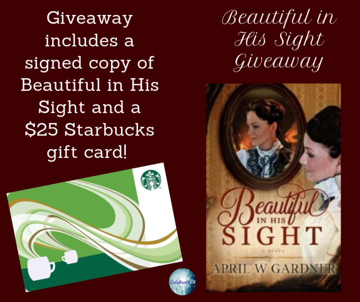 Beautiful in His Sight Giveaway