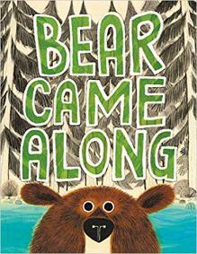 Bear Came Along cover
