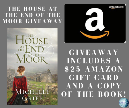 The House at the End of the Moor Giveaway